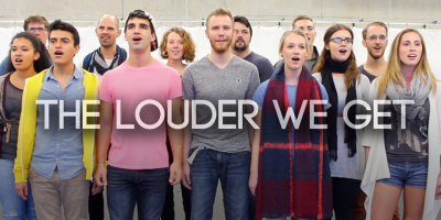 The Louder We Get